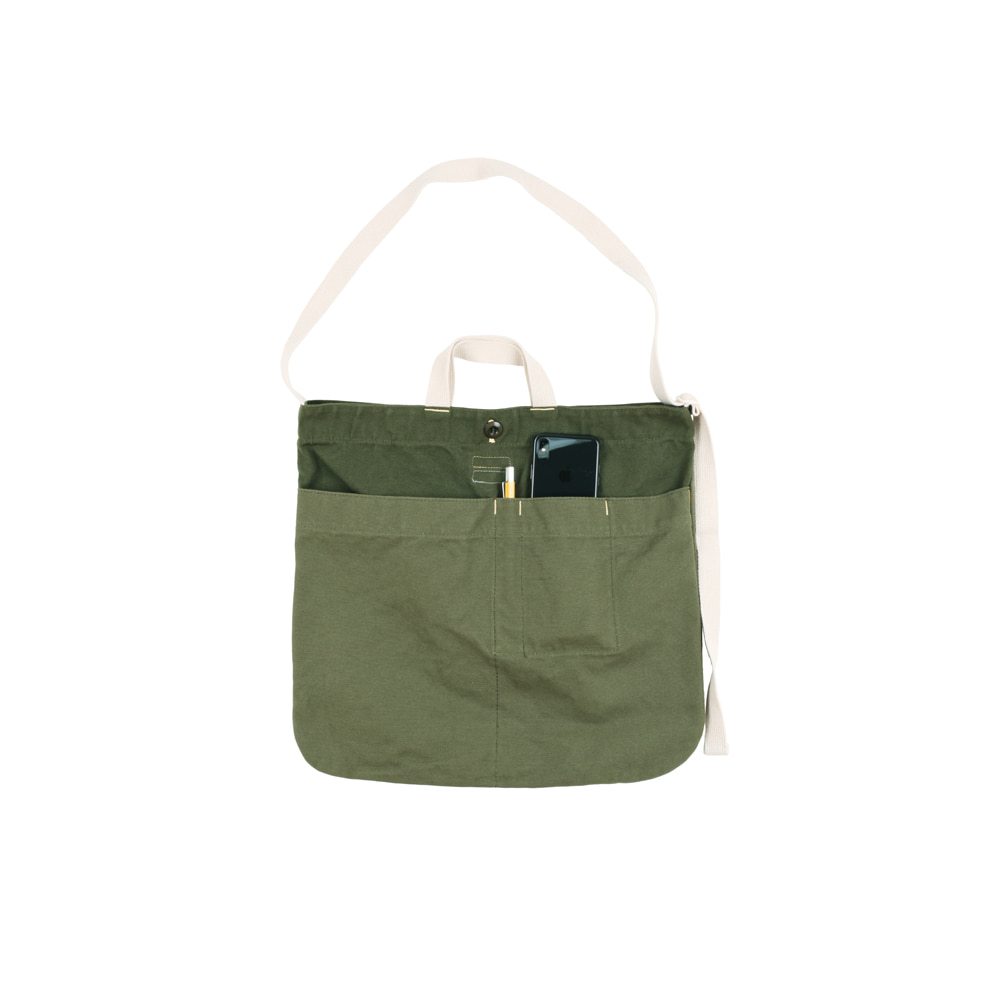 SNACKING BAG [KHAKI]