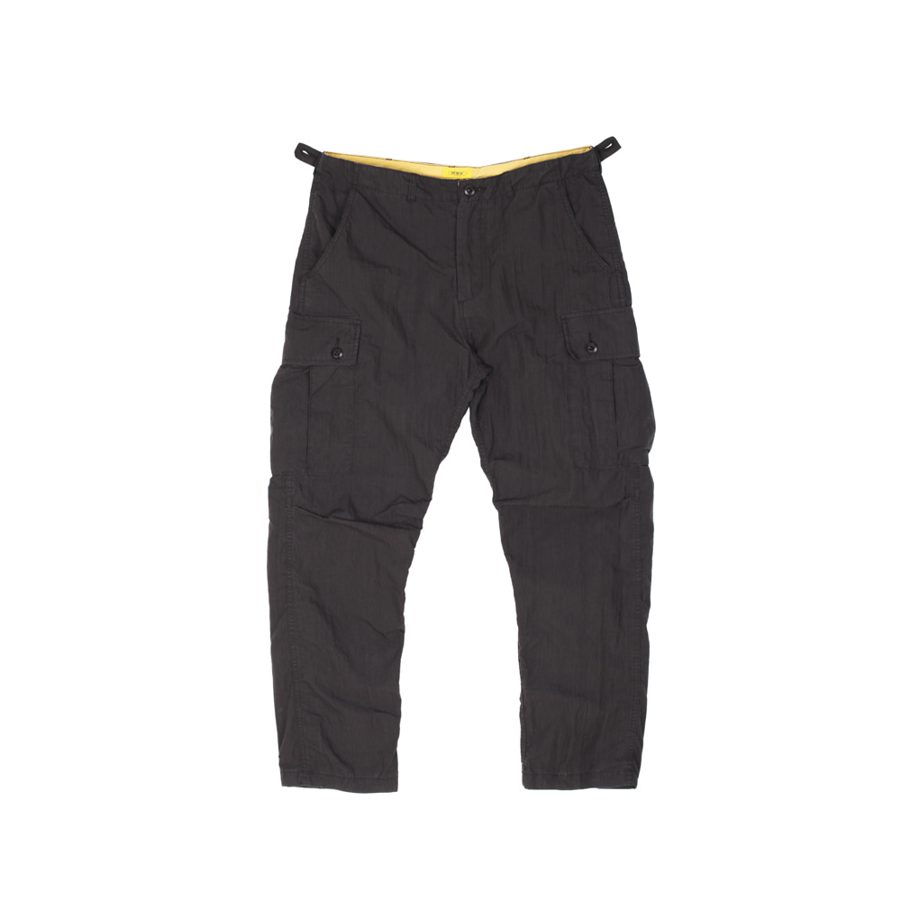 FACTORY CARGO PANTS [CHOCOLATE]