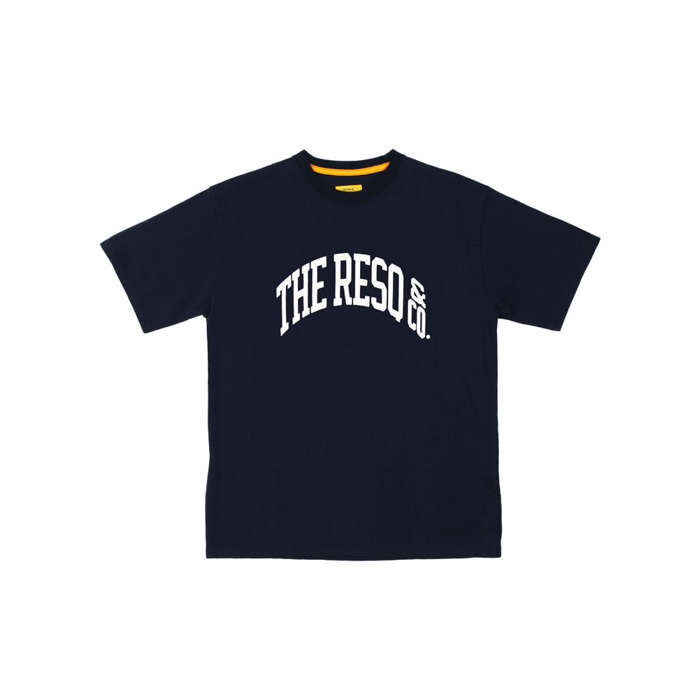 BALLGAME GRAPHIC TEE [NAVY]