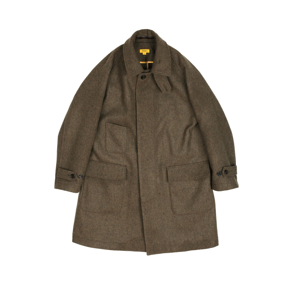 ARMY FIELD GREATCOAT [OLIVE DRAB]