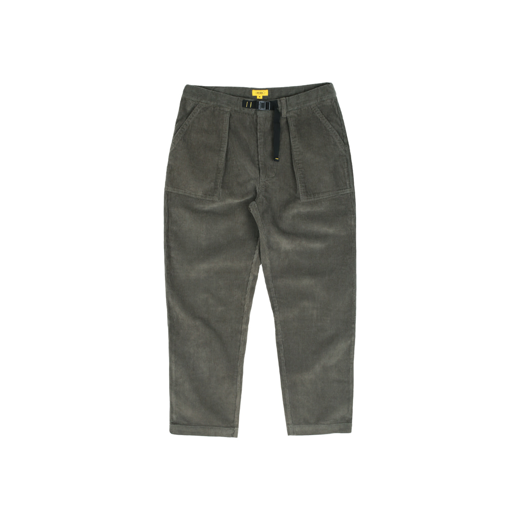 MANCHESTER EASY PANTS [OLIVE GREEN]