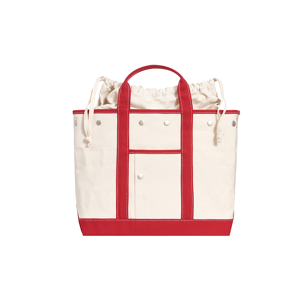 [선한장터] DAILY DOCOMARI TOTE 2.0 [RED]