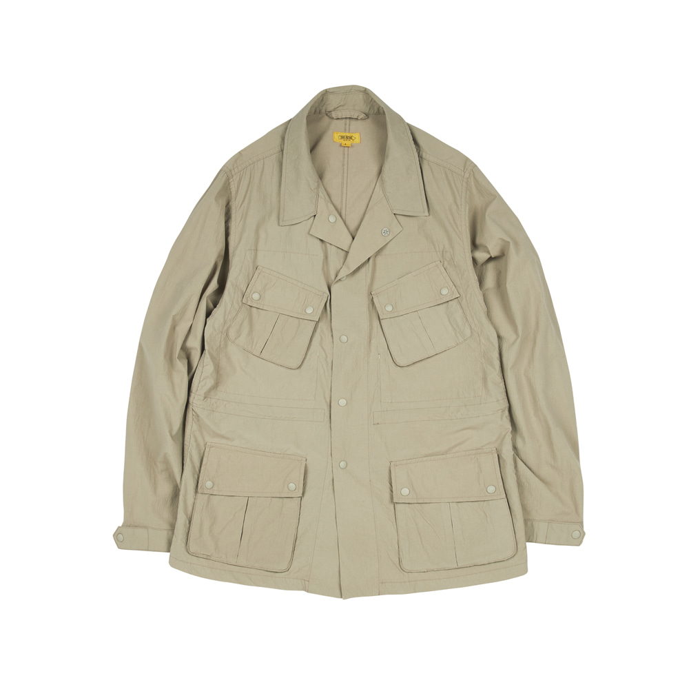 [선한장터] HAVANA JACKET(WASHED NYLON) [BEIGE]