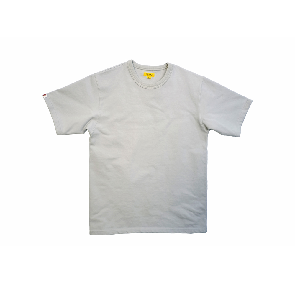 HEAVYWEIGHT ARMOUR TEE [L/GREY]