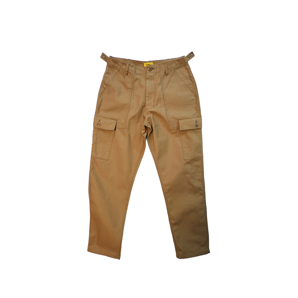 MACHU PICCHU PANTS [BROWN]