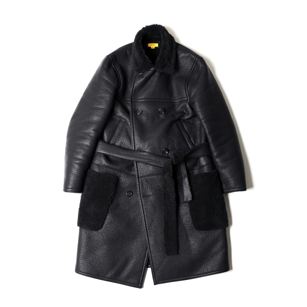WILLIAMS COAT [BLACK]