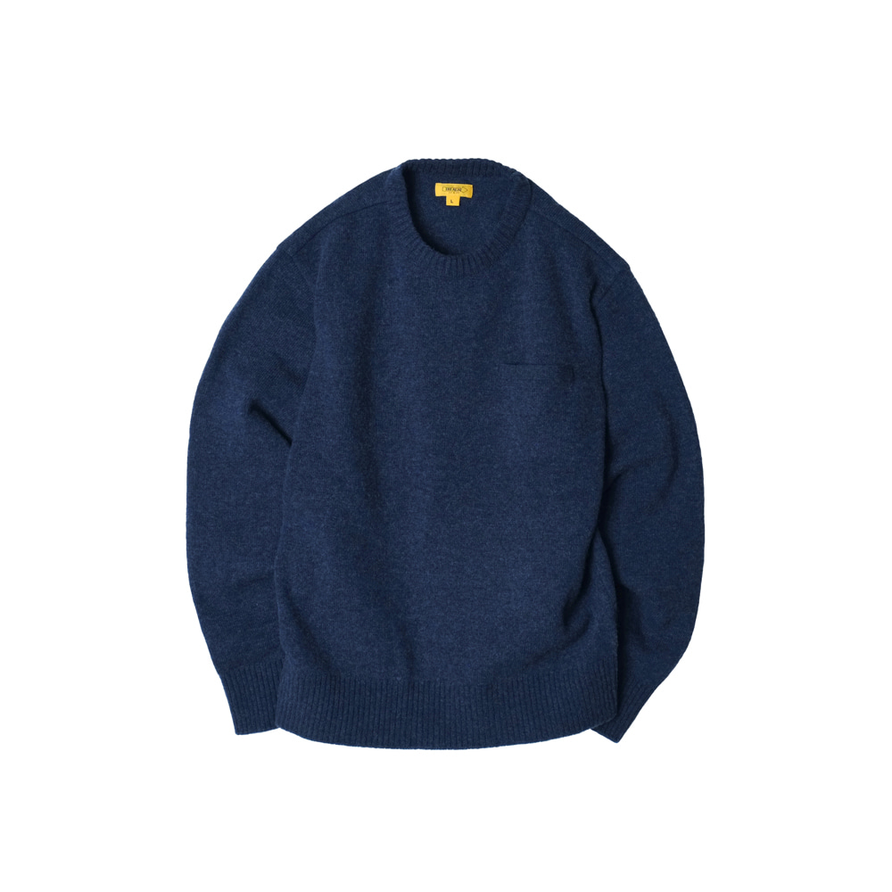 BINGHAM SWEATER [YALE BLUE]