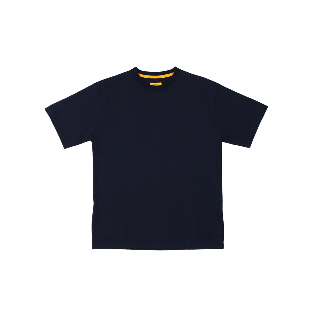 T SHAPE SHIRT [NAVY]