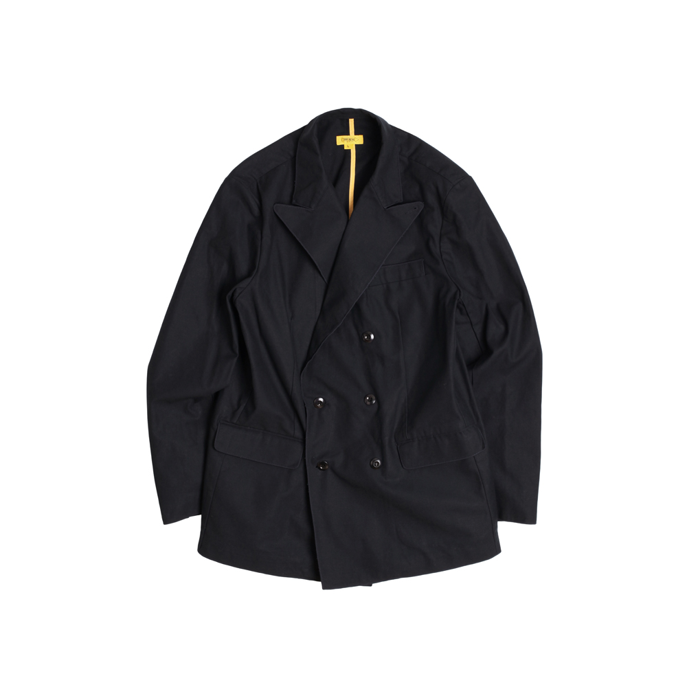 DOUBLE JOHN JACKET [NAVY]