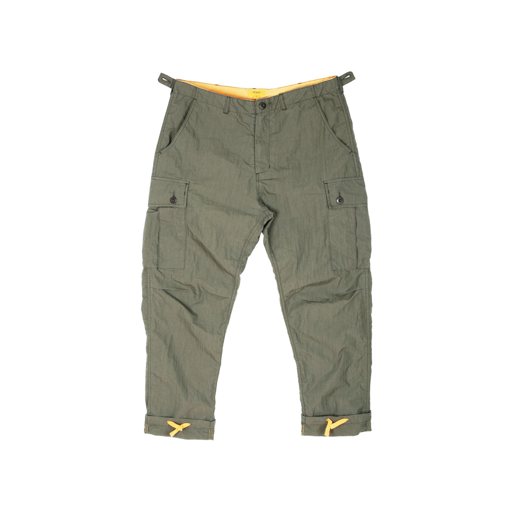 FACTORY CARGO PANTS [KHAKI]