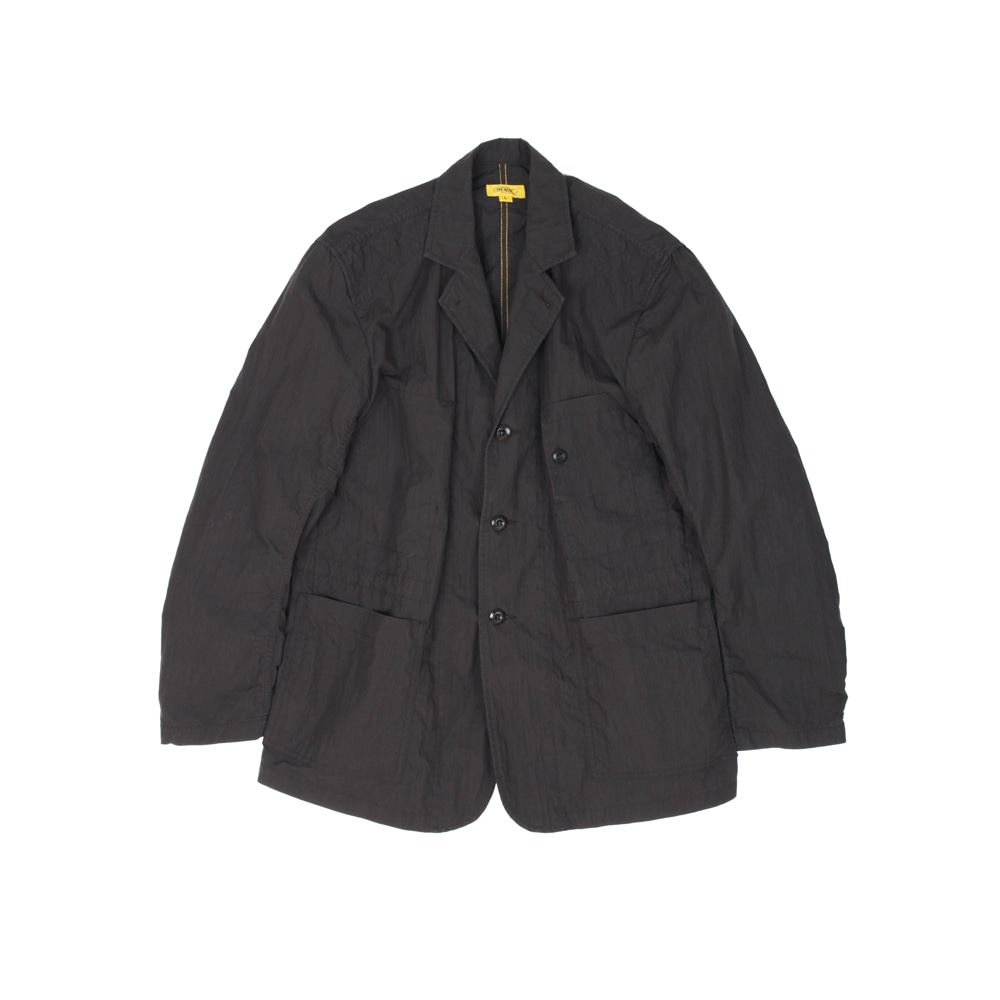 FACTORY COVERALL JACKET [CHOCOLATE]