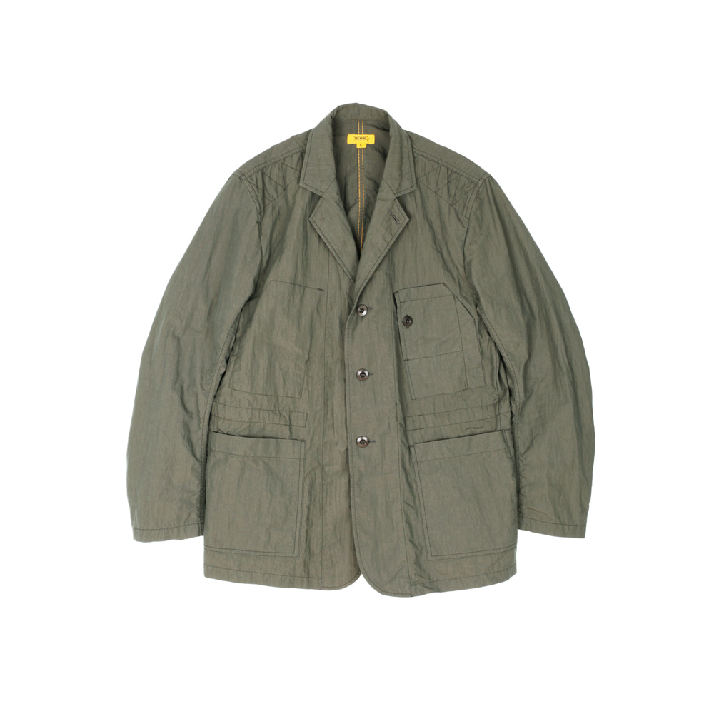 FACTORY COVERALL JACKET [KHAKI]