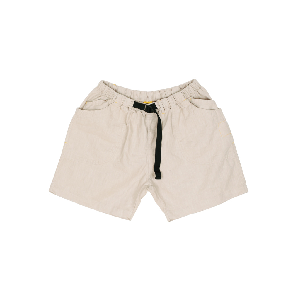 DOMINGO EASY SHORTS [L/BEIGE]