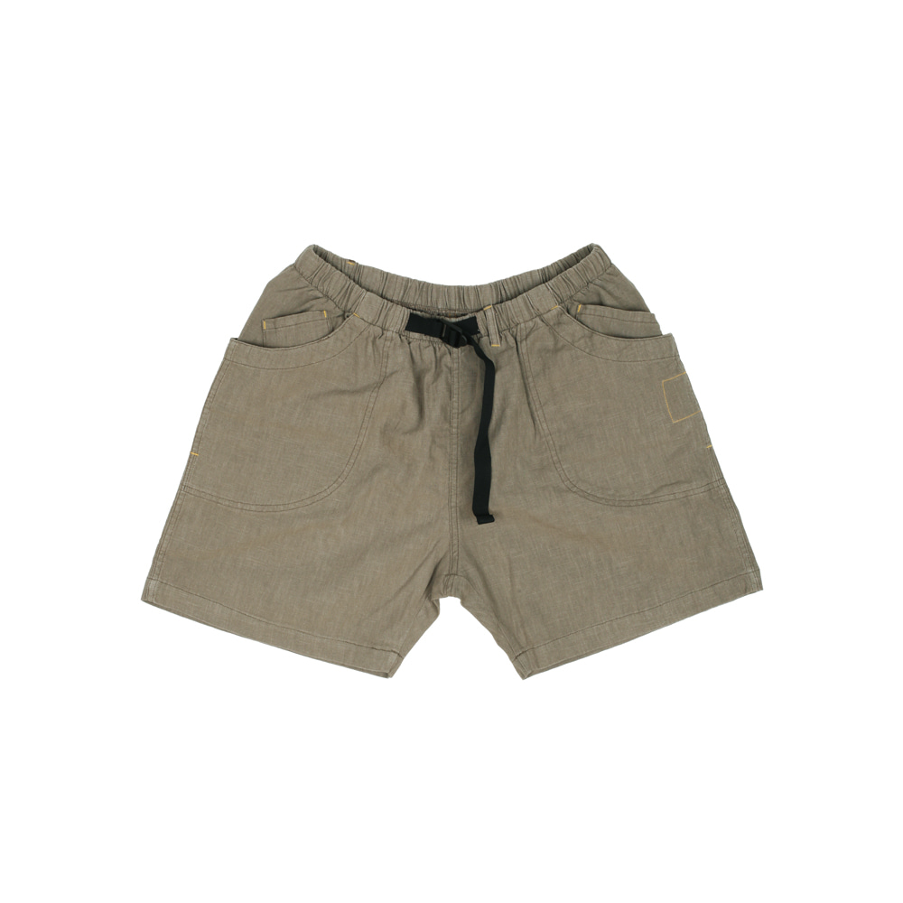 DOMINGO EASY SHORTS [KHAKI]