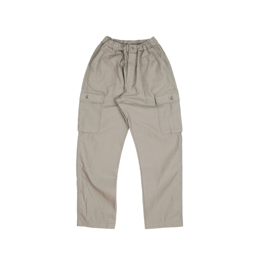 MACHU PICCHU PANTS [CEMENT GREY]