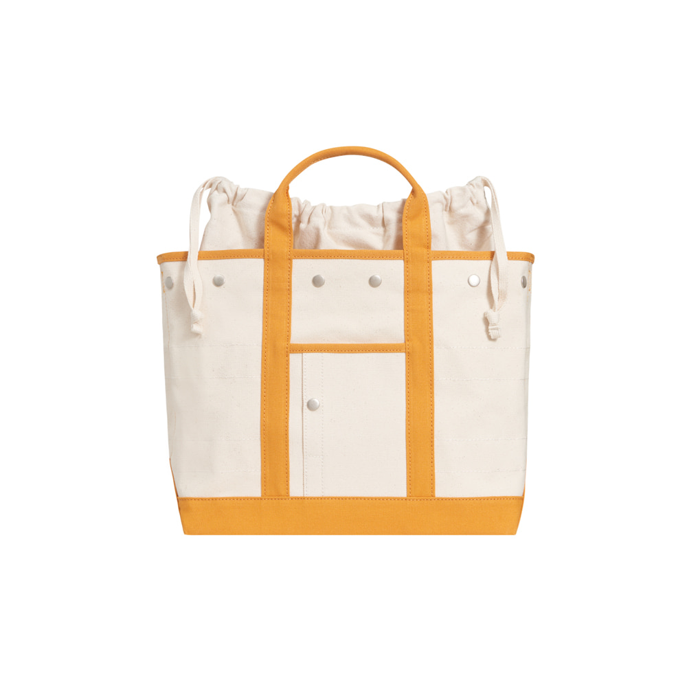 DAILY DOCOMARI TOTE 2.0 [YELLOW]