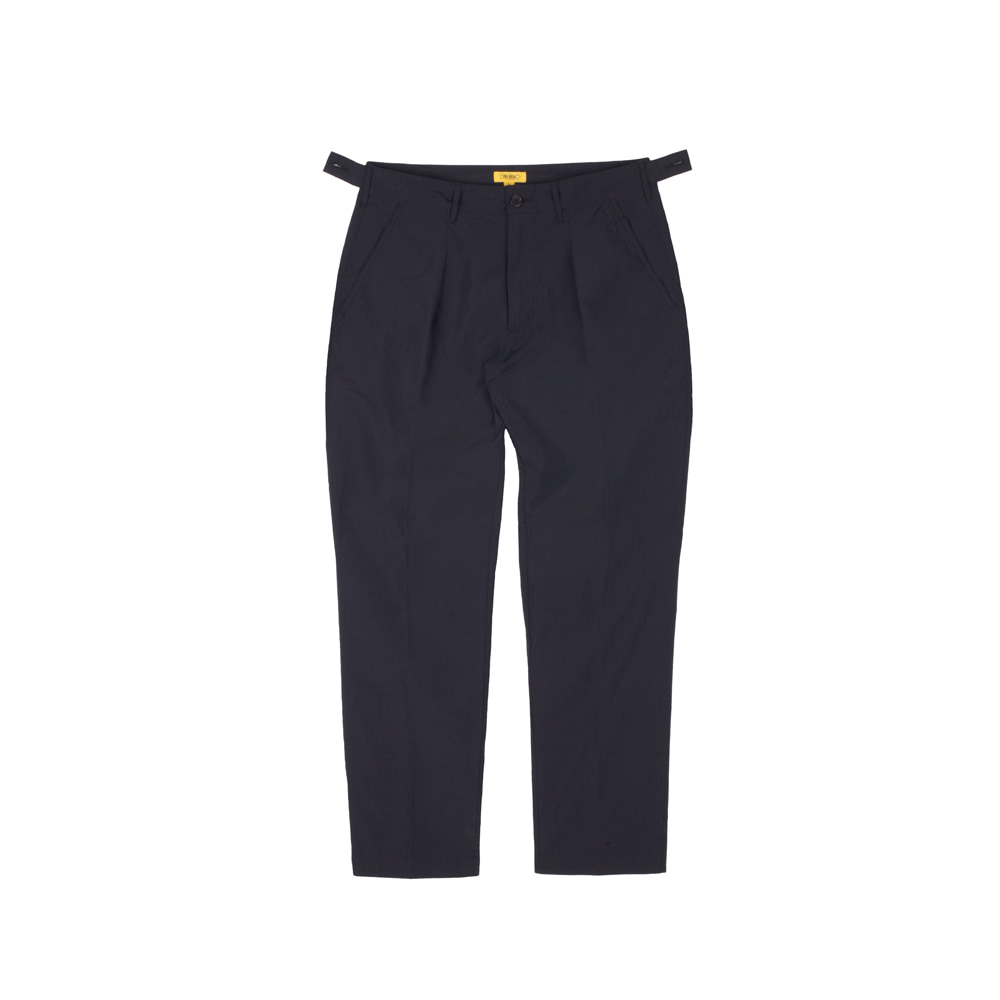 SEOKIA SLACKS [SHADE NAVY]