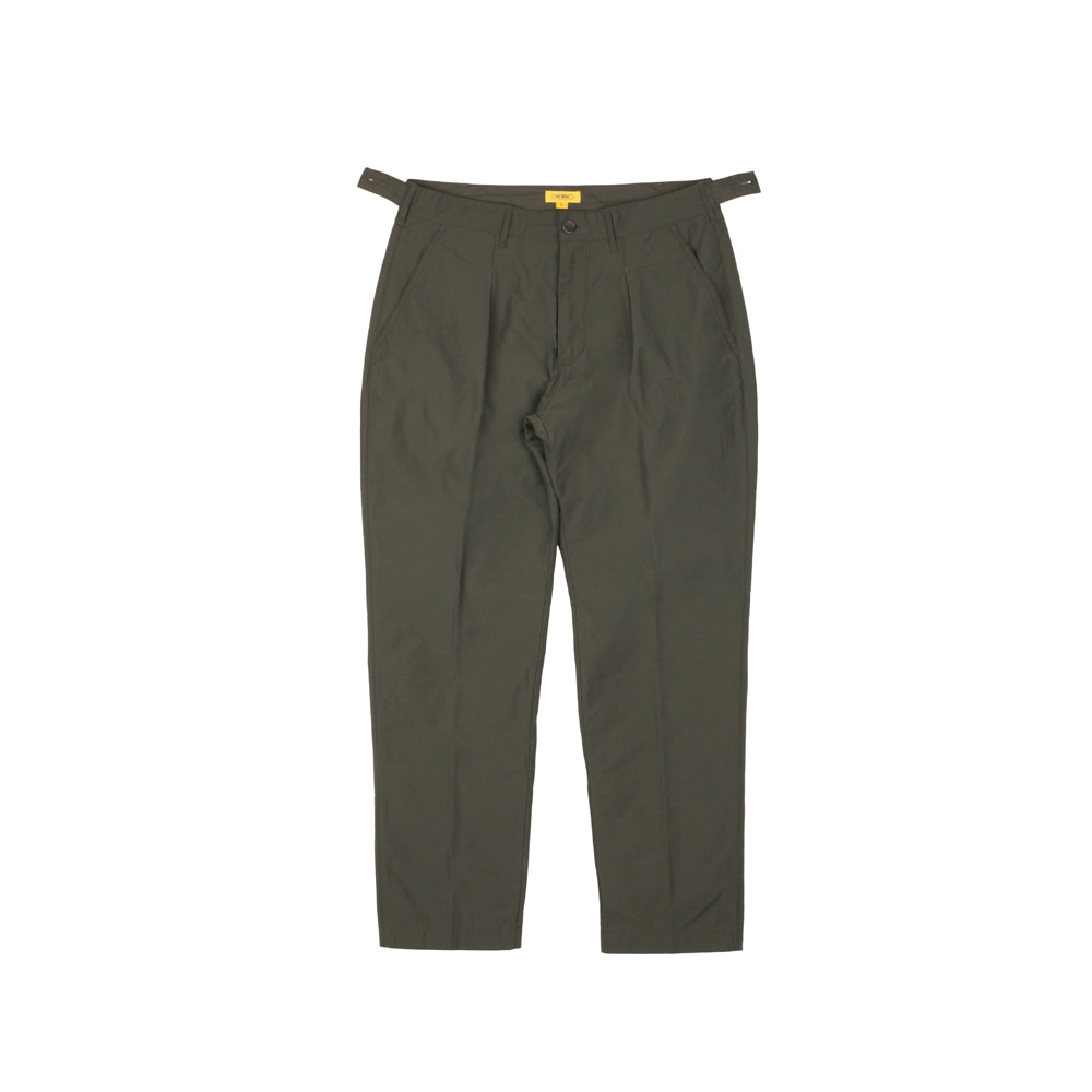 SEOKIA SLACKS [MOUNTAIN GREEN]