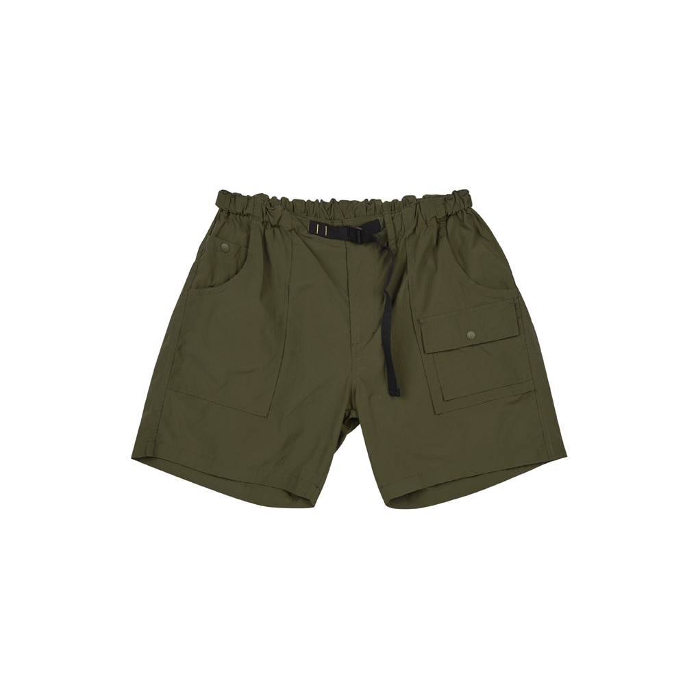 HAVANA BUSH SHORTS [OLIVE GREEN]