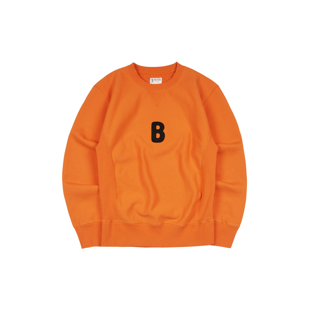 BALLGAME SWEATSHIRT [ORANGE]