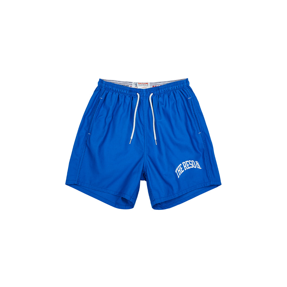 BALLGAME TRAINING SHORTS [BLUE]