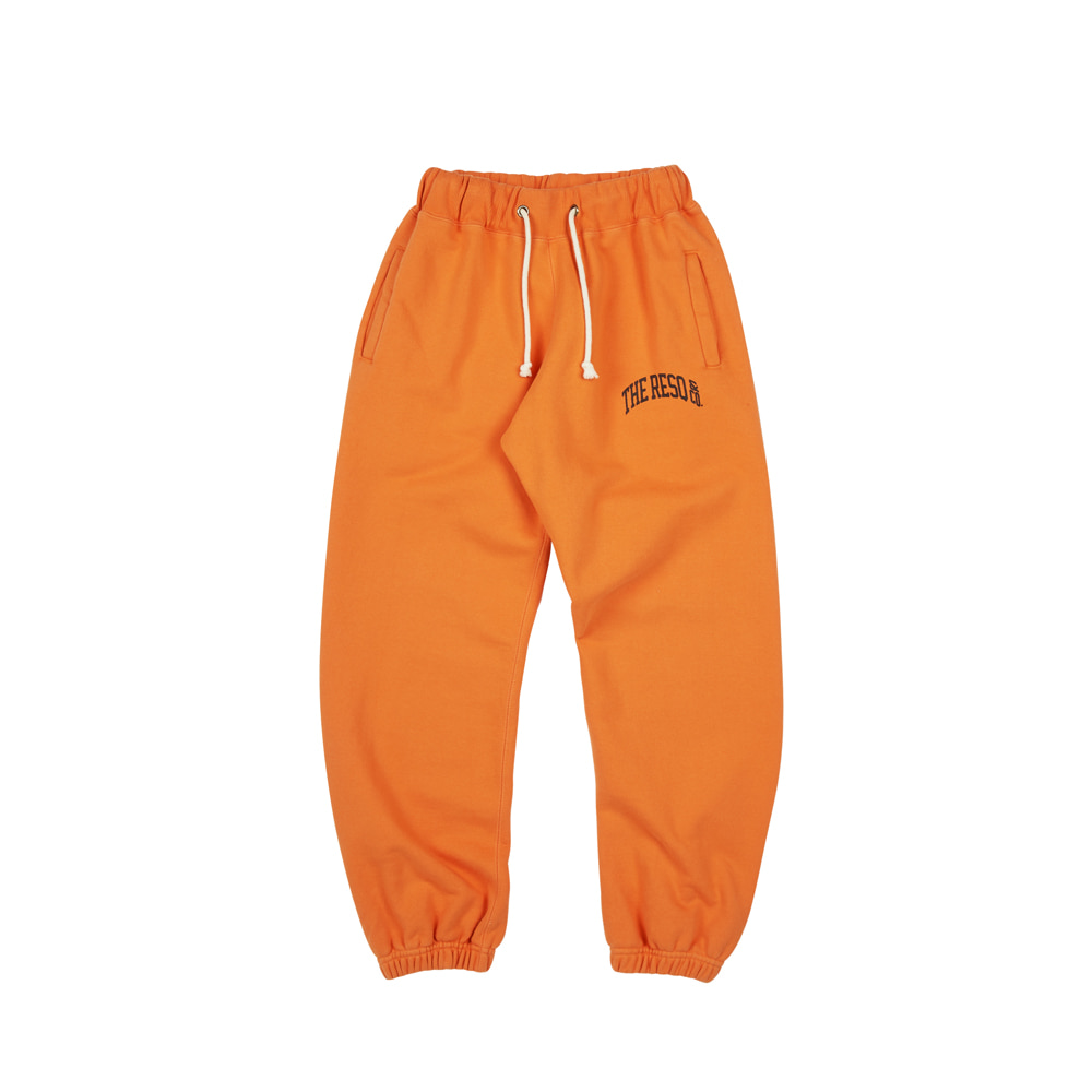 BALLGAME PANTS [ORANGE]