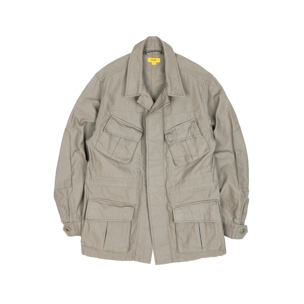 MACHU PICCHU JACKET [CEMENT GREY]