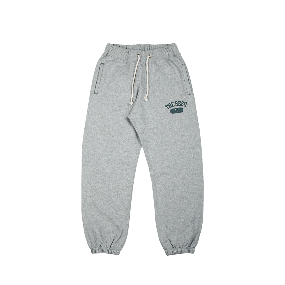 BALLGAME PANTS [M/GREY-ESTD. 2017]