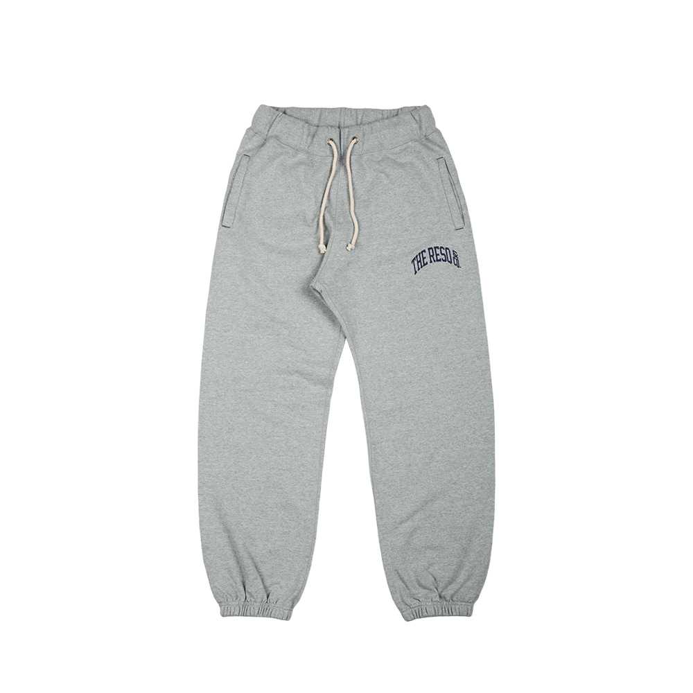 BALLGAME PANTS [M/GREY-ORIGINAL LOGO]