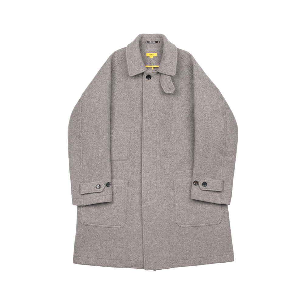 ARMY COAT [LIMESTONE]