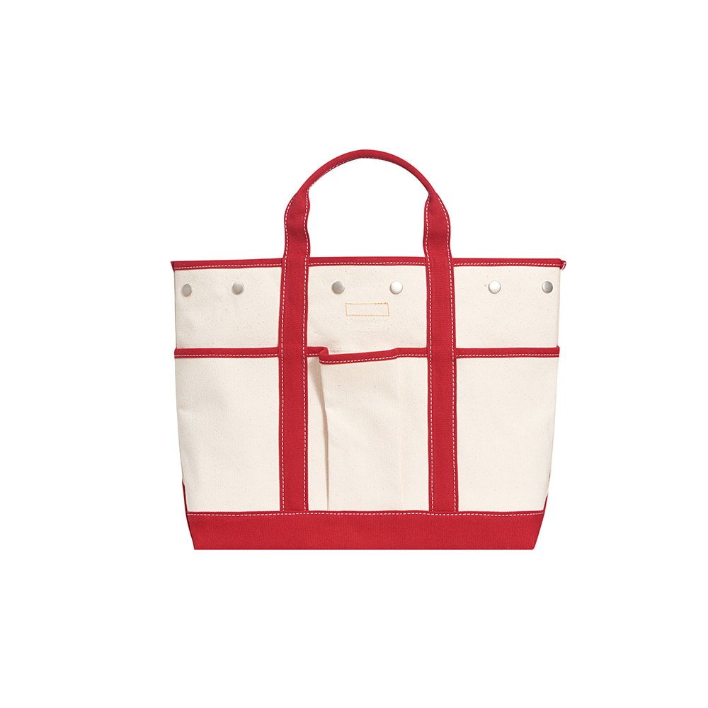 DAILY DOCOMARI TOTE 2.0 [RED]
